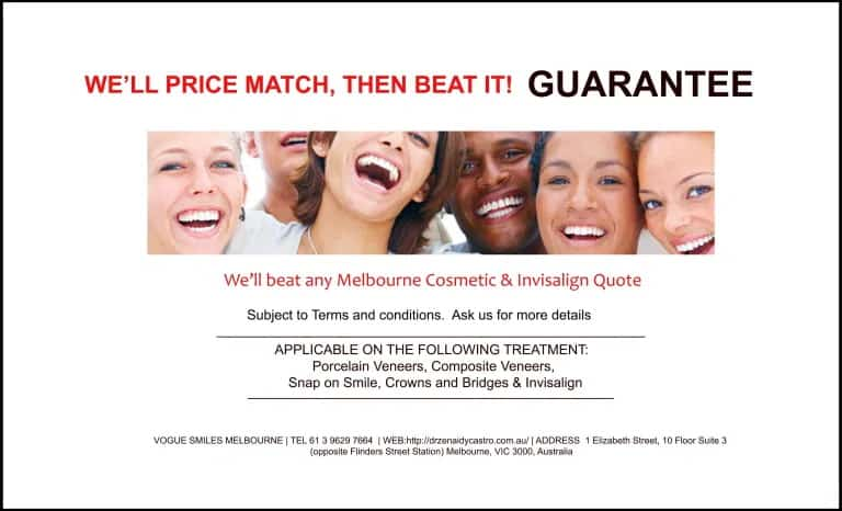 Affordable Cosmetic Smile Makeover Solutions in Melbourne